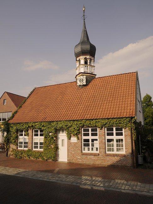 Künstlerhaus in Hooksiel