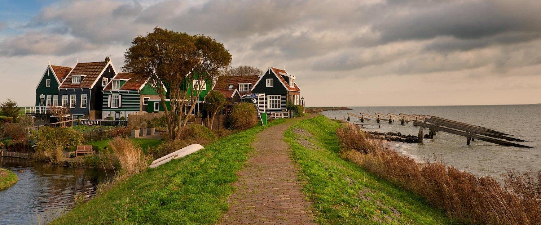 Vakantiehuizen aan het IJsselmeer