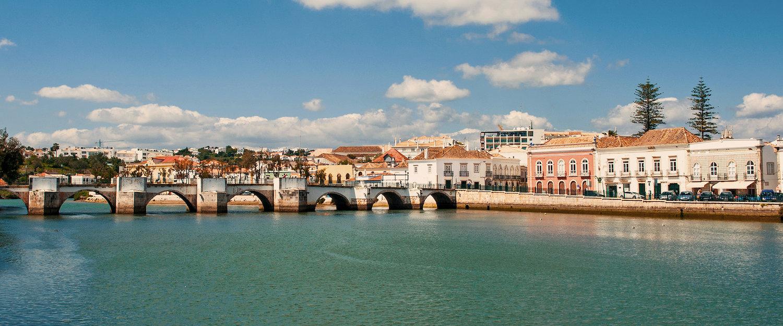 El ponte Antiga, El puente romano de Tavira