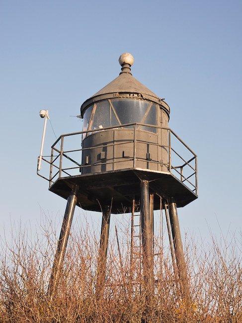 Der alte Leuchtturm von Dangast