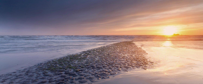 Die Küste vor Callantsoog