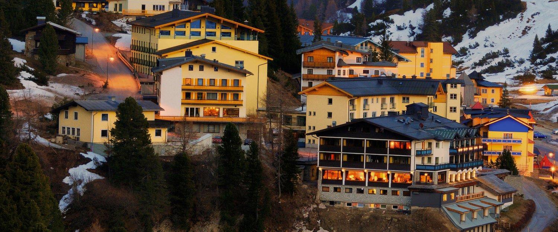Domy i apartamenty wakacyjne w Obertauern
