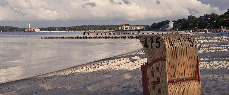 Pure ontspanning aan de Eckernförder Baai