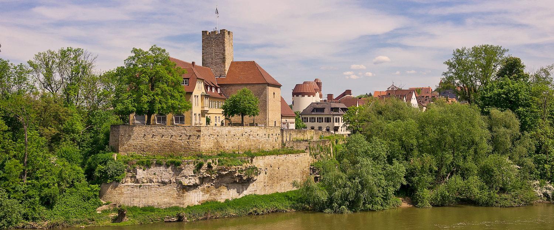 Schweinbergturm mit herrlichem Ausblick über Heilbronn