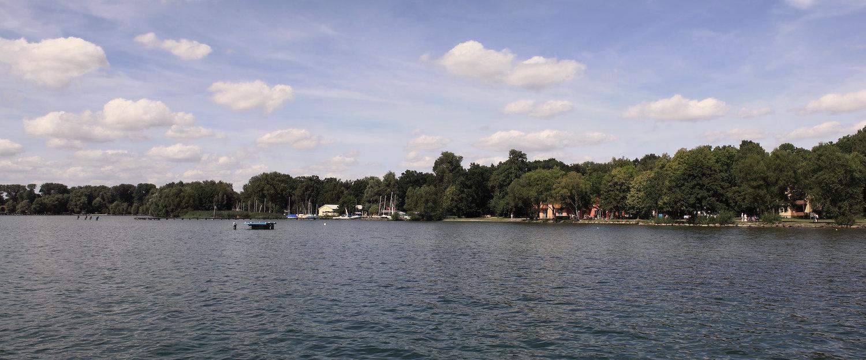 Ontspannen vakantie aan het meer van Plauer See