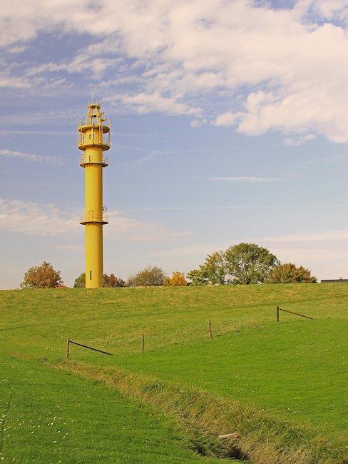 Der Leuchtturm von Schillig
