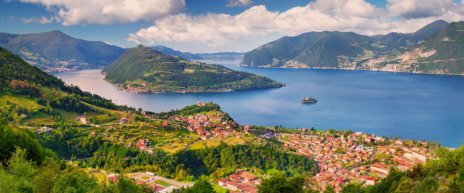 Vacation Rentals in Lake Iseo