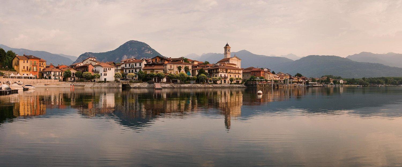 Ferienwohnungen und Ferienhäuser am Lago Maggiore