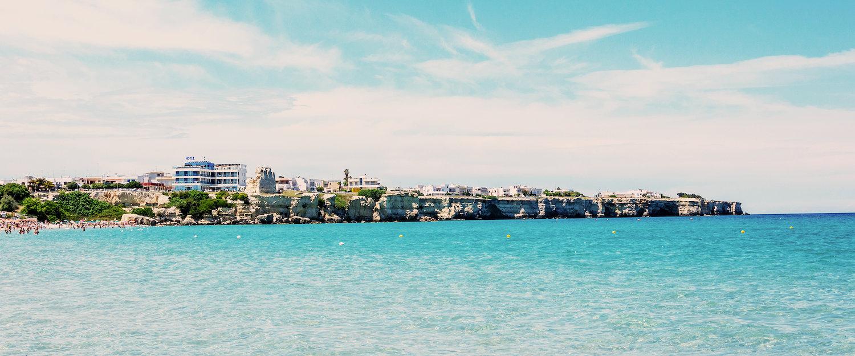 Costa di Torre dell'Orso.