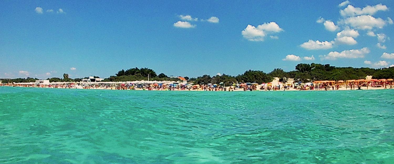 Acqua color caraibi.