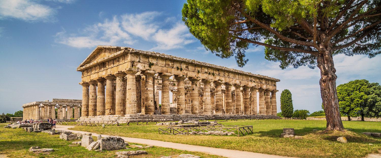 Ferienwohnungen und Ferienhäuser in Paestum