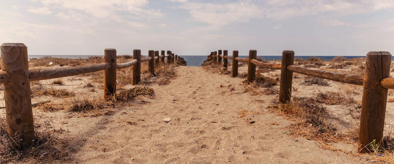 Entradad a la playa