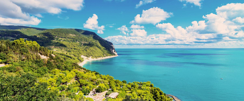 Costa del Sirolo, Riviera del Conero.