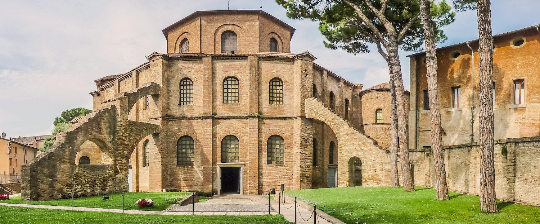 Historische Bauten in Ravenna