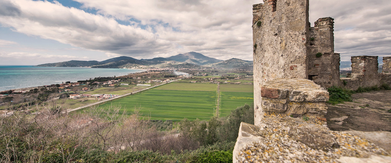Besuchen Sie die zahlreichen Ruinen aus der hellenistischen-römischen Zeit!