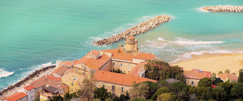 Genießen Sie Ihren Strandurlaub in Santa Maria di Castellabate.
