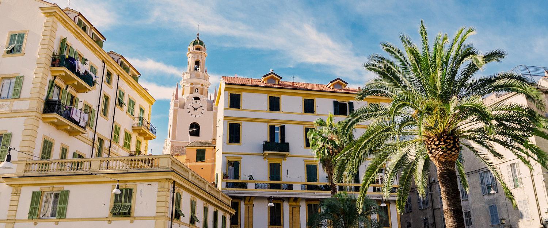 Altstadt von San Remo