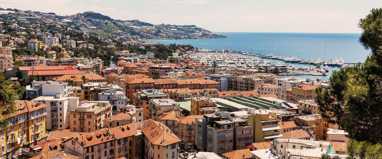 Veduta sulla Riviera.