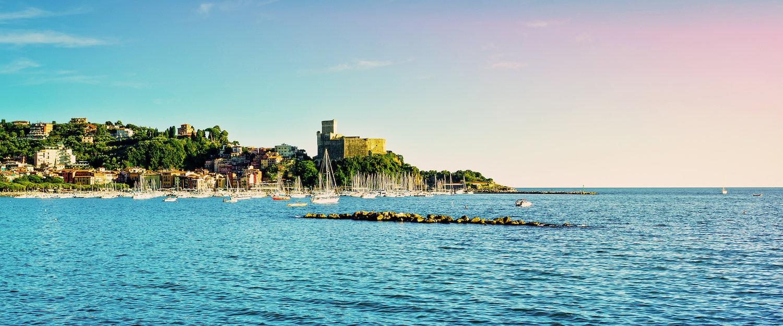 Ferienwohnungen und Ferienhäuser in Lerici