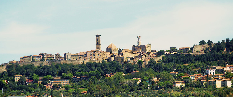 El panorama de Volterra