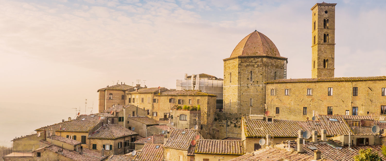 Villas y apartamentos en Volterra
