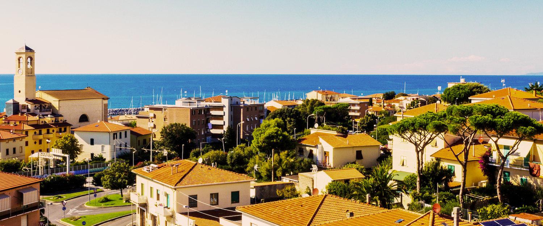 Ferienwohnungen und Ferienhäuser in San Vincenzo