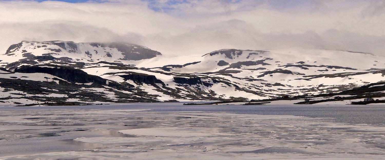 Fjelllandskapet på Hovden