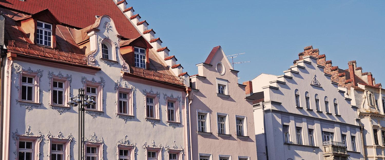 Ferienwohnungen und Ferienhäuser in Straubing
