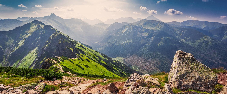 Tatry to wymarzone miejsce dla miłośników górskich wędrówek