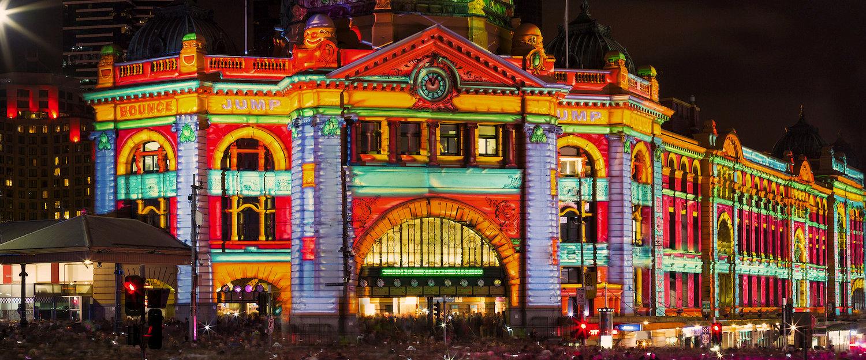 Flinders Street Station en Cultureel Monument