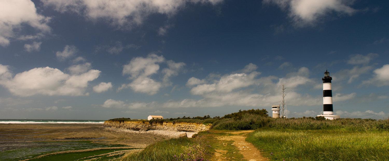 Alter Leuchtturm auf Île d'Oléron