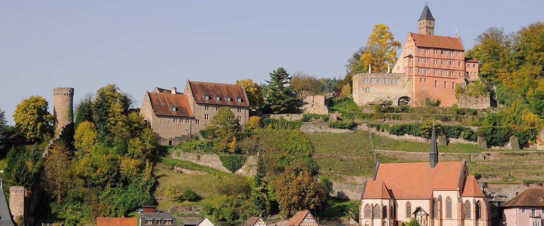 Ferienwohnungen und Ferienhäuser im Odenwald