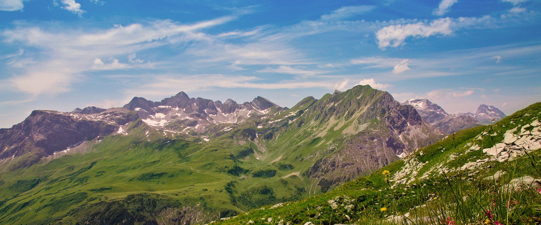 Ferienwohnungen und Ferienhäuser in Arlberg