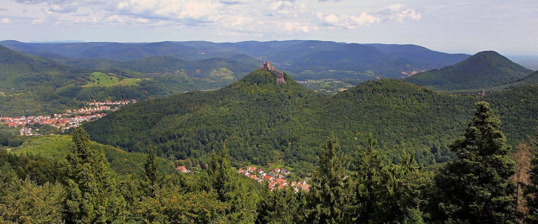 Ferienwohnungen und Ferienhäuser im Pfälzer Wald