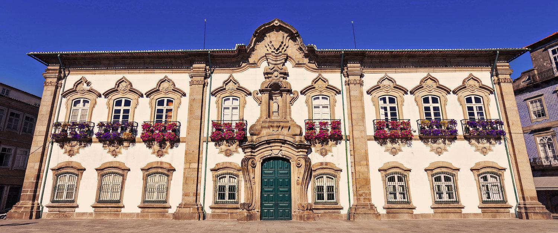 Apartamentos e Casas de Férias em Braga