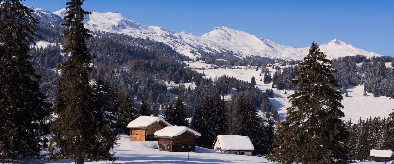 Ferienwohnungen und Ferienhäuser in Lenzerheide