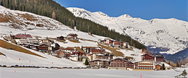 Skiregion Hintertuxer Gletscher