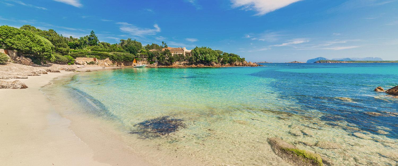 Spiaggia del Principe strand aan de Costa Smeralda