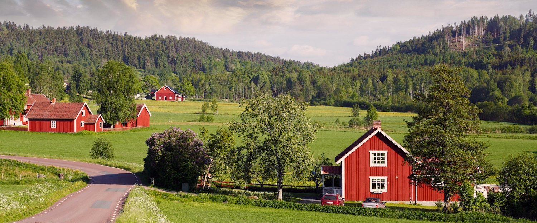 Semesterhus och lägenheter i Småland