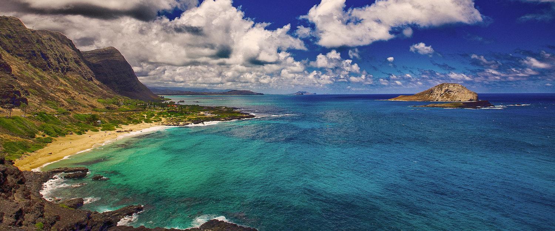 Ontdek enkele van de mooiste stranden ter wereld in Hawaï!