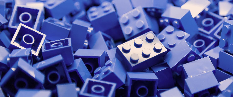 Legoland ligger i Billund