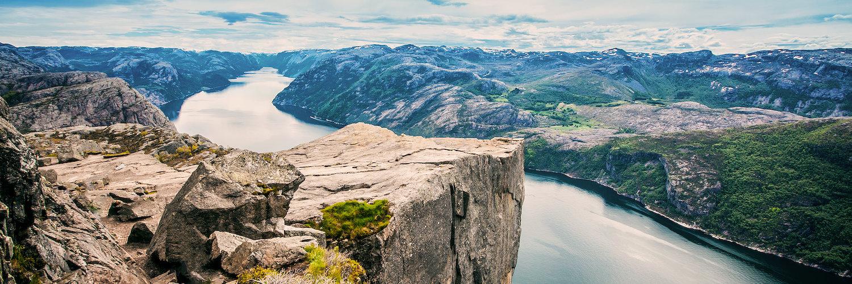 Feriehus og leiligheter i Fjord Norge