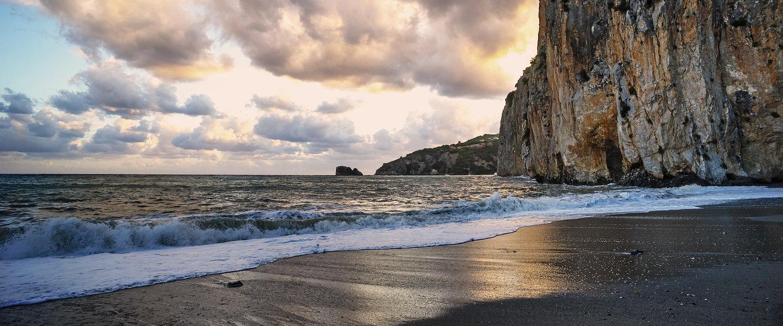 Strandurlaub im italienischen Küstenort Palinuro