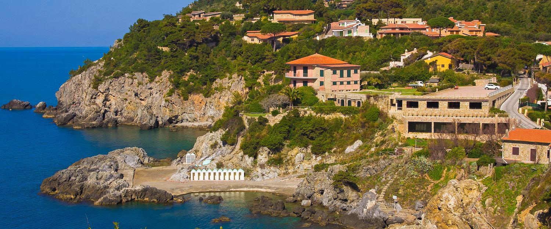 Case vacanze e appartamenti a Talamone