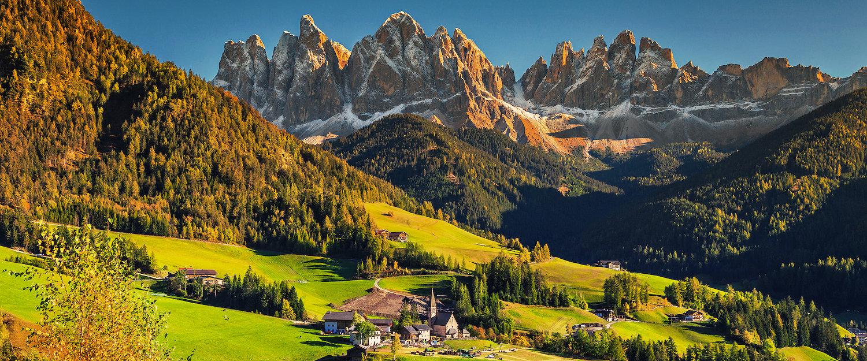 Case vacanze e appartamenti in  Trentino-Alto Adige