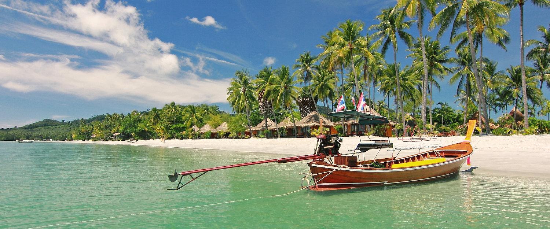Ferienwohnungen und Ferienhäuser auf Koh Samui