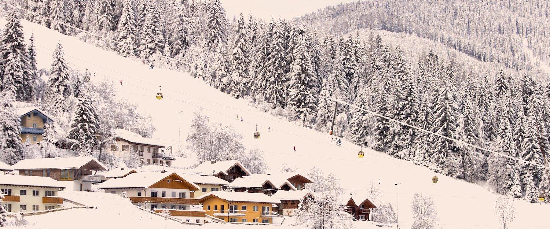 Ferienwohnungen und Ferienhäuser in Flachau