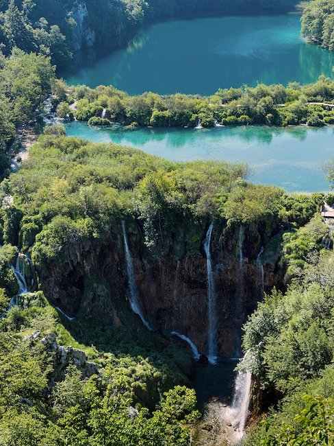 Parc national Plitvicer, Croatie