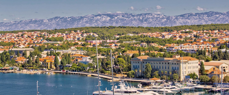 Semesterhus och lägenheter i Zadar