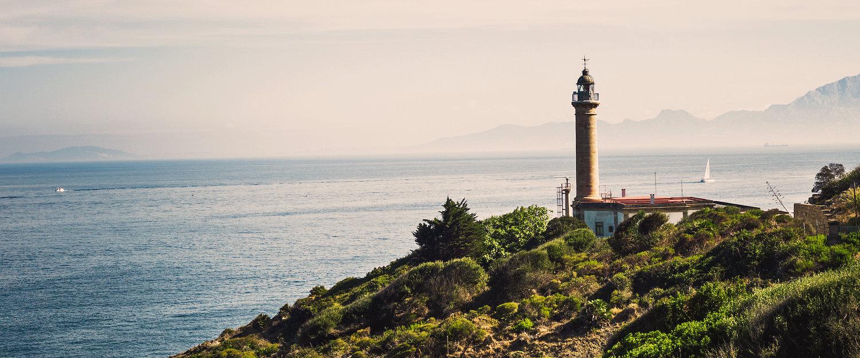 El faro de Algeciras